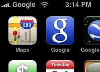 Google Cellular Provider